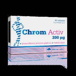 Olimp Chromium Activ 60 tabs.
