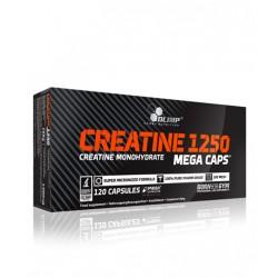 Olimp Creatine 1250 Mega Caps 120 caps.