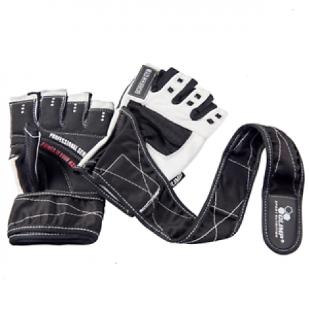 Olimp Hardcore Weightlifting Gloves / Olimp фитнес ръкавици