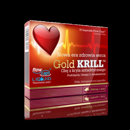 Olimp Gold Krill 30 caps.