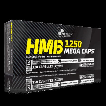 Olimp HMB Mega Caps 1250 120 caps.