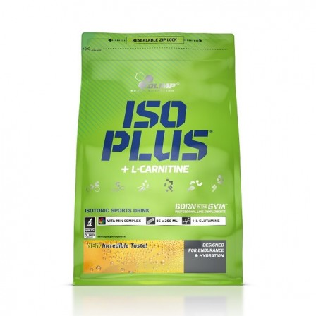 Olimp Iso Plus + L-Carnitine 1505 gr.