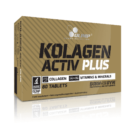 Olimp Kolagen Activ Plus 80 Chewable Tablets