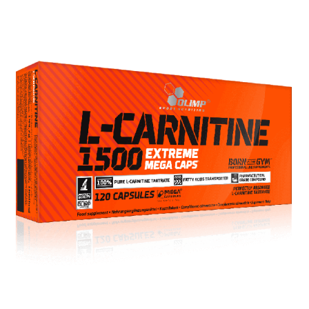 Olimp L-Carnitine 1500 120 caps.