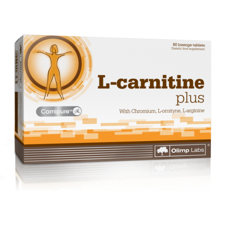 Olimp Labs L-Carnitine Plus 80 tablets