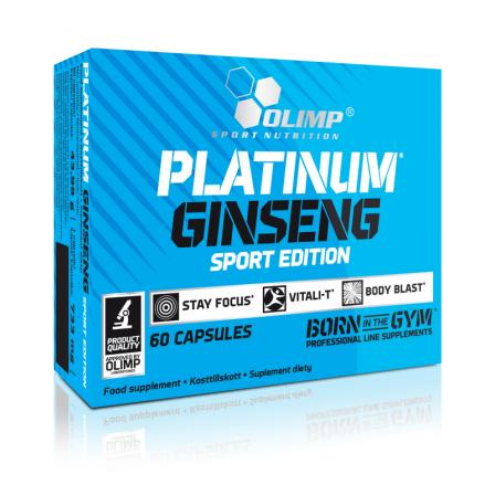 Olimp Platinium Ginseng 60 caps.