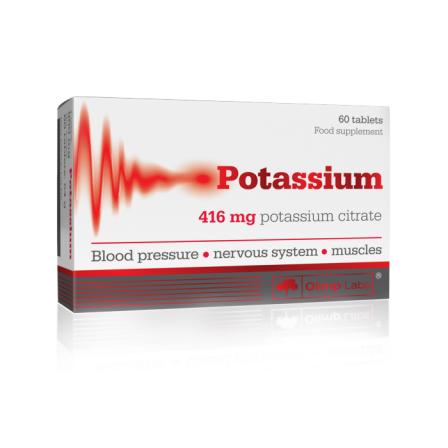 Olimp Potassium 60 caps.