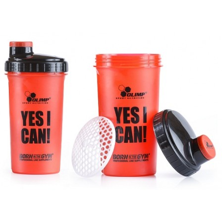 Olimp Shaker Gym Yes I Can! 700 ml.