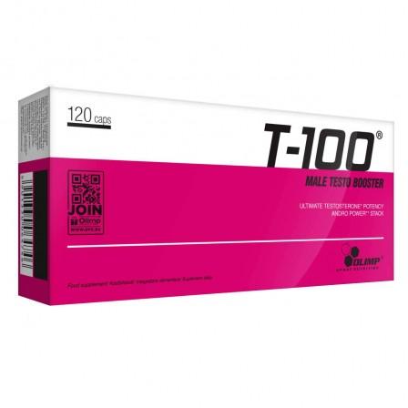 Olimp T-100 Male Testo Booster 120 caps.