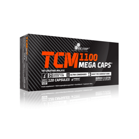 Olimp TCM Mega Caps 1100 120 caps.