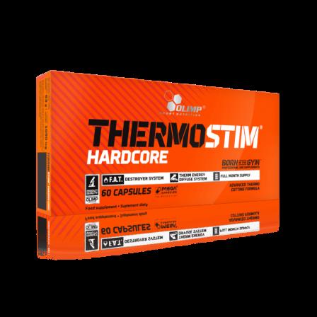 Olimp Thermo Stim Hardcore 60 caps.