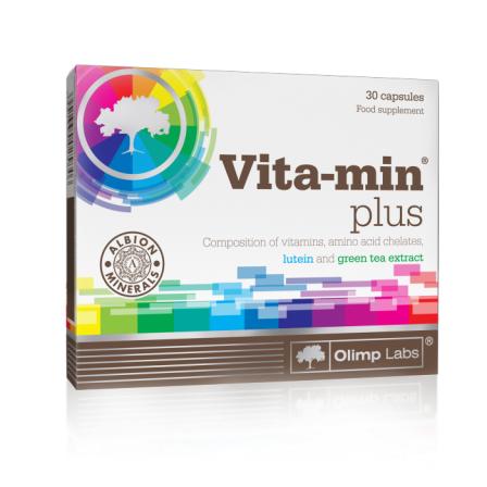 Olimp Vita-Min Multiple Plus 30 caps.