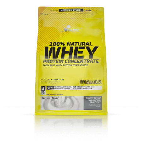 Olimp Natural Whey Protein Concentrate 700 gr.