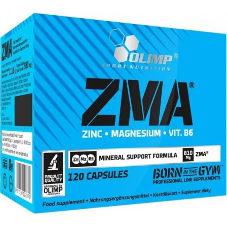 Olimp ZMA 120 caps.
