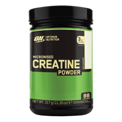 Optimum Nutrition Micronized Creatine Powder 317gr.