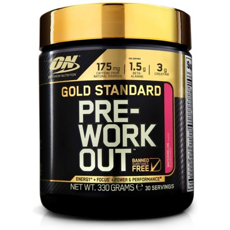 Optimum Nutrition Gold Standard Pre-Workout 330 gr.