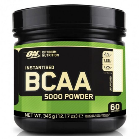 Optimum Nutrition BCAA 5000 345 gr.