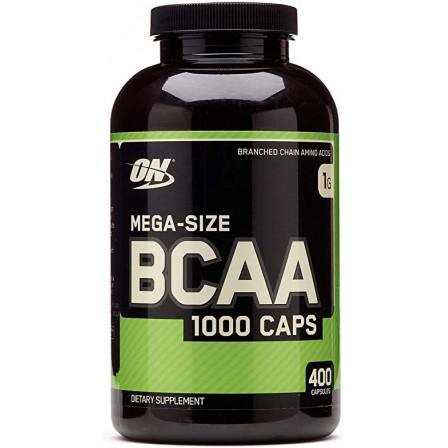 Optimum Nutrition BCAA 1000 400 caps.