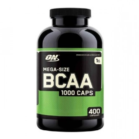 Optimum Nutrition BCAA 1000 200 caps.