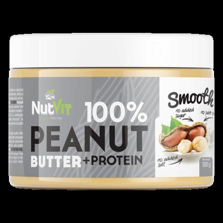 NutVit Peanut + Protein Butter 500 gr.