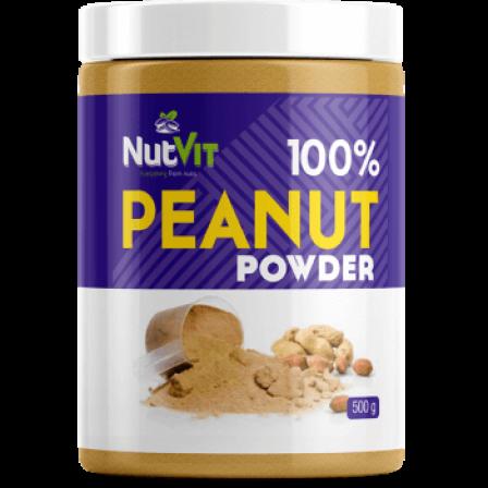 NutVit 100% Peanut Powder 500 gr.