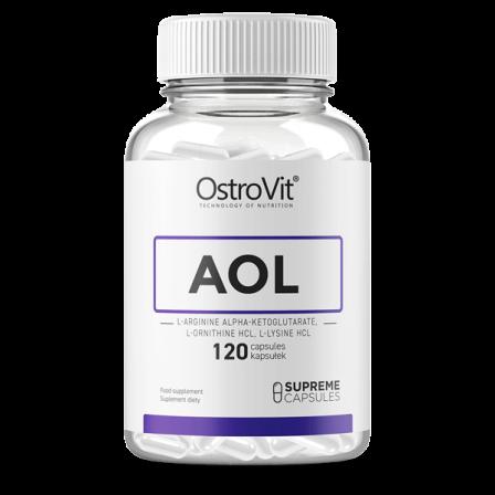OstroVit AOL Arginine Ornithine Lysine 120 caps.