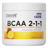 OstroVit BCAA 2:1:1 200 gr.