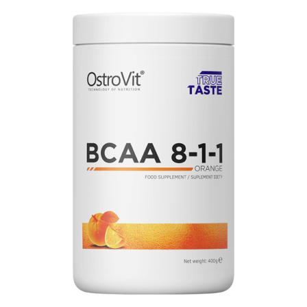OstroVit BCAA 8:1:1 400 gr.