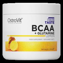 OstroVit BCAA + Glutamine 200 gr.