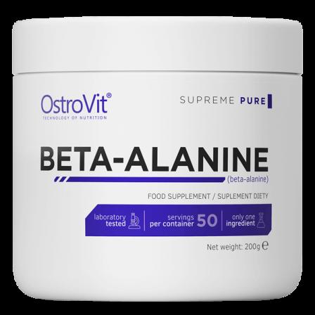 OstroVit Beta Alanine 200 gr.