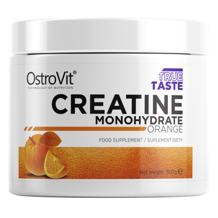 OstroVit Creatine Monohydrate Flavoured 300 gr.