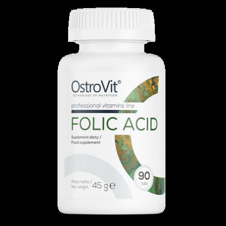 OstroVit Folic Acid 90 tabs.