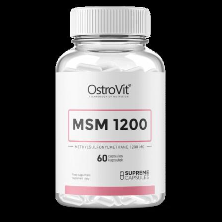 OstroVit MSM 1200 60 caps.