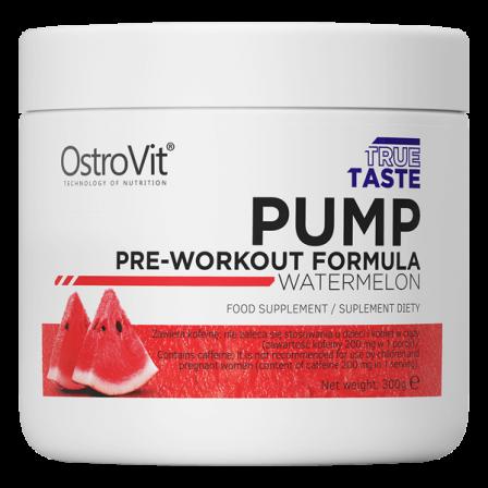 OstroVit PUMP Pre-Workout Formula 300 gr.