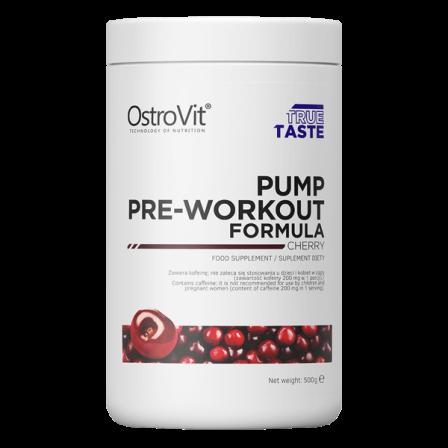 OstroVit PUMP Pre-Workout Formula 500 gr.