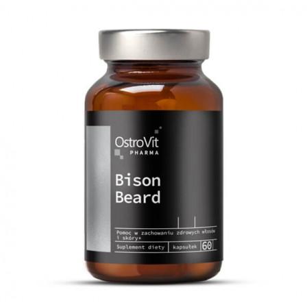 Ostrovit Pharma Bison Beard 60 caps