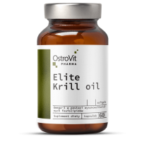 OstroVit Pharma Elite Krill Oil 60 caps.