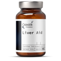OstroVit Pharma Liver Aid 90 caps.