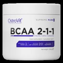 OstroVit BCAA 2:1:1 Unflavoured 200 gr.