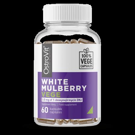 OstroVit White Mulberry VEGE 60 caps.