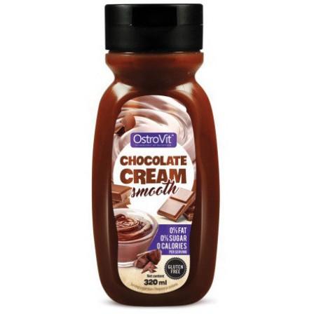 OstroVit Zero Calories Sauce Chocolate 320 ml.
