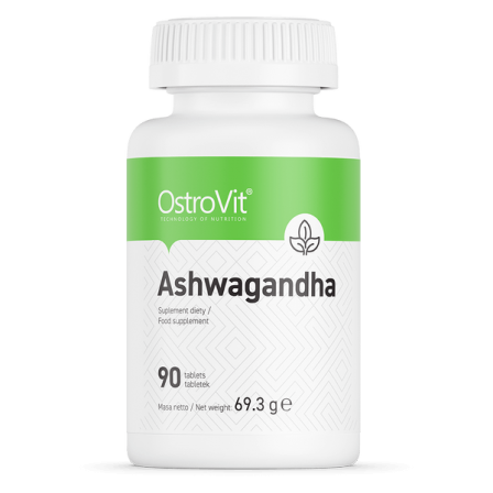 OstroVit Ashwagandha 90 tabs.