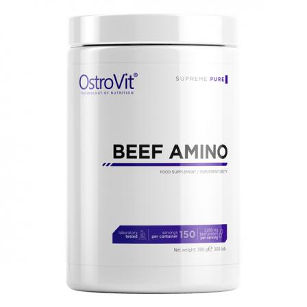 OstroVit Beef Amino 300 tabs.