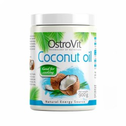 OstroVit Coconut Oil 900 gr. - Натурално кокосово масло