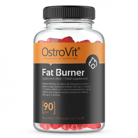 OstroVit Fat Burner 90 caps.