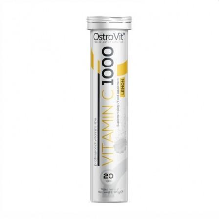 OstroVit Vitamin C 1000 mg. 20 tabs.