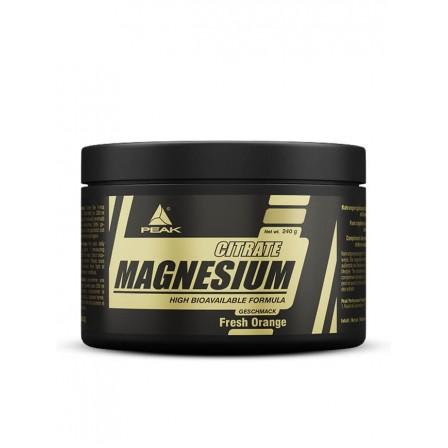 Peak Magnesium Citrate 240 gr.