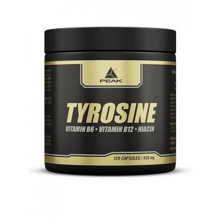 Peak Tyrosine 120 caps.