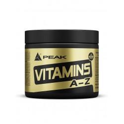 Peak Vitamins A-Z 180 caps.