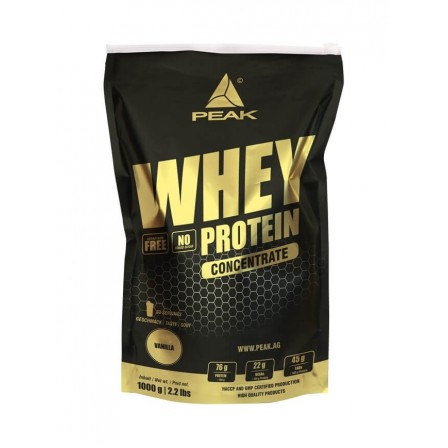 Peak Whey Protein Concentrate 1000 gr.